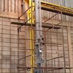 """RISER E FLARE TIP AISI 310 6"""" Peso: 1,2 ton Dimensões: 6000 mm X ø 6"""" Normas: N-0268 / ASME VIII Div. I e ASME VIII Div. 2 Material: AISI 310 / A106-B / A105 Ano de Fabricação: 2015"""